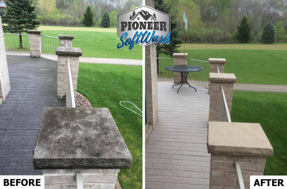 Pioneer Softwash Roof Amp Exterior Cleaning Green Bay